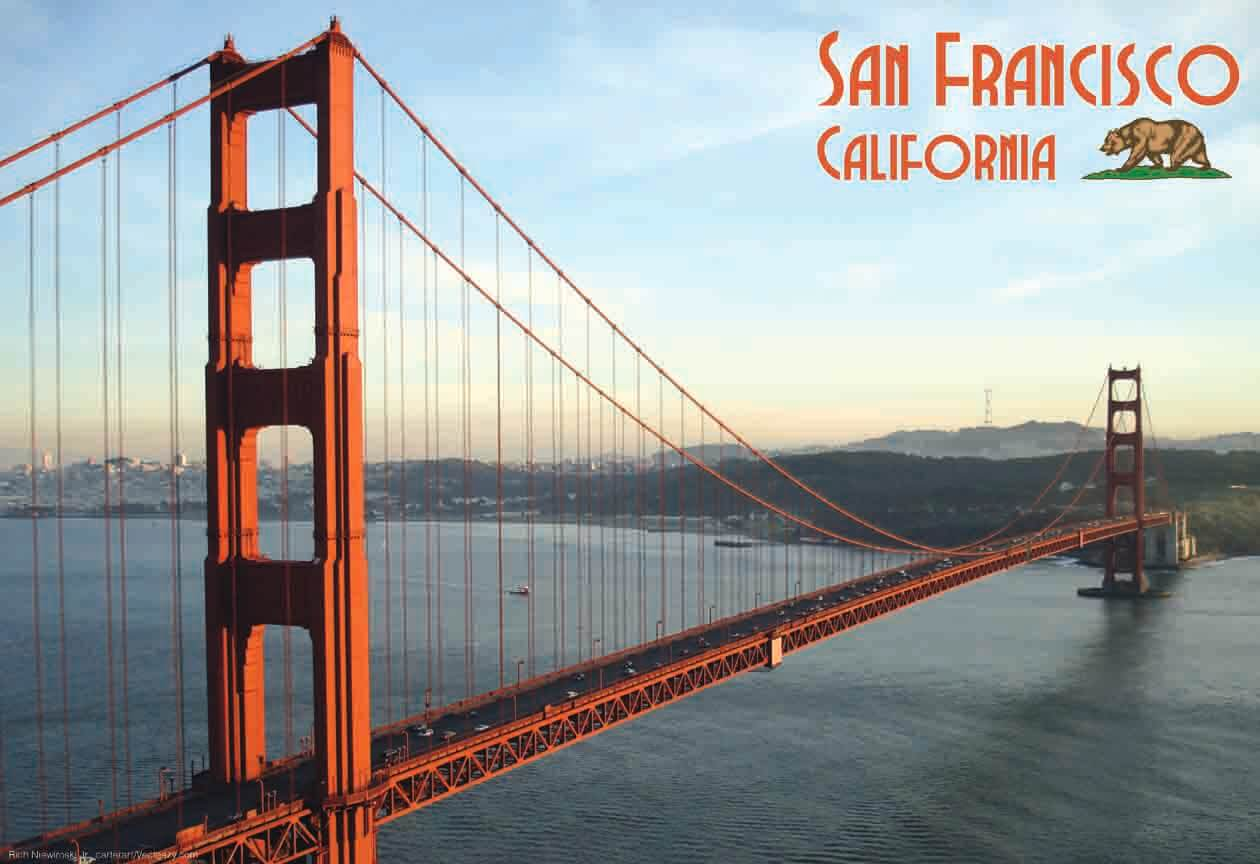 San Francisco Souvenirs To Enjoy