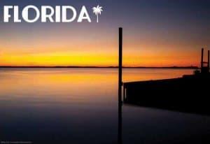 Florida Souvenir Mats