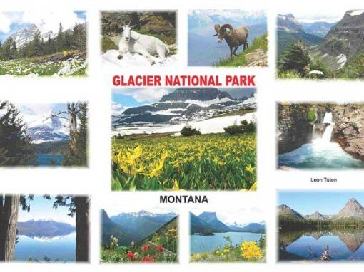 Glacier National Park Souvenirs
