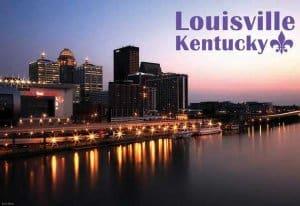 Louisville Souvenir Mats