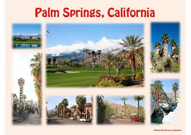 Palm Springs Souvenirs To Enjoy
