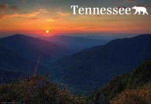 Tennessee Souvenir Mats